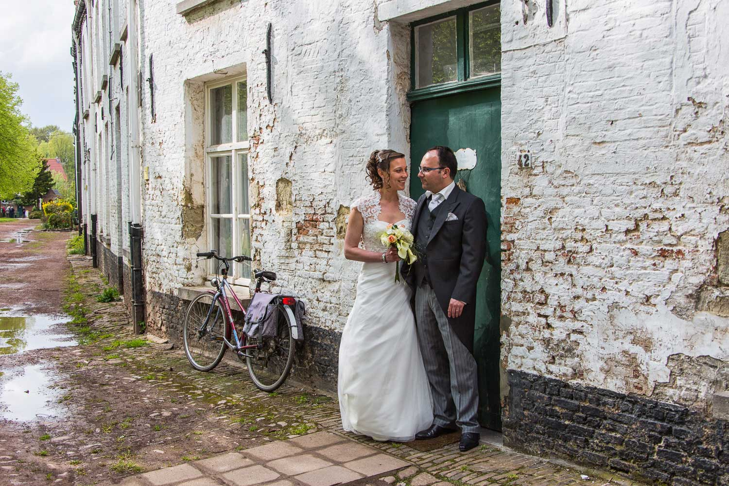 Weddingphotography Annelies and Steven