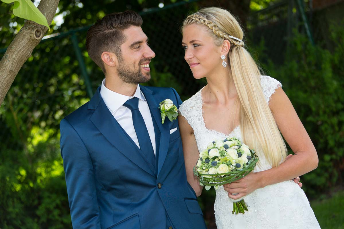 Wedding photography Lana and Senne